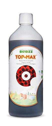 BioBizz Bio g201486–Reizstromgerät, beschleunigt die Blüte, 17x 7x 7cm, Rot