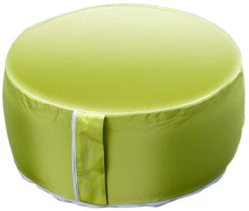 The BOP Inflatable Collection INF-BOPS-AG Pouf de Jardin Gonflable Vert anis Ø 55 cm
