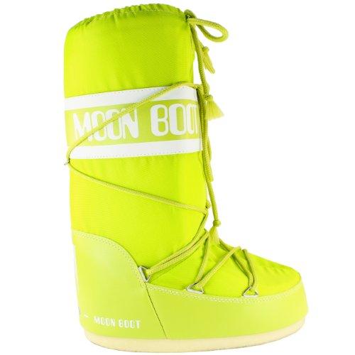 Dames Tecnica Moon Boot Nylon Waterbestendig Regen Winter Sneeuw Skischoenen - groen - 5
