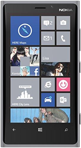 Nokia Lumia 920 Smartphone, Grigio [Germania]