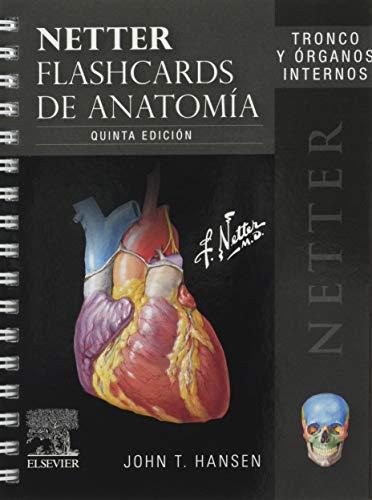 Netter. Flashcards De Anatomia. Tronco Y Organos Internos