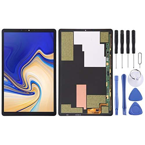 DAIQIPA Desmontaje de Smartphone Nueva Pantalla LCD Montaje Completo de digitalizador, Adecuado para Galaxy Tab S4 10.5 SM-T830 WiFi versión (Negro) (Color : Black)