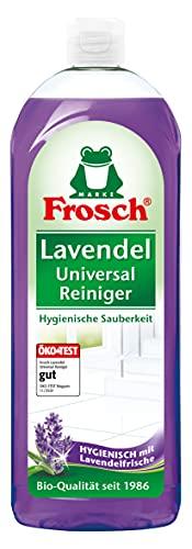 Frosch Lavendel Universal Reiniger, kraftvoller Allzweckreiniger, 1er Pack (1 x 750 ml)