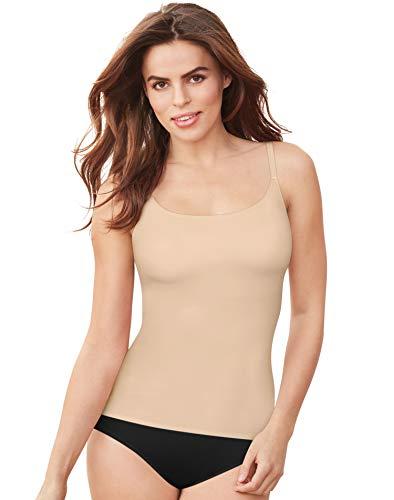 Maidenform Damen Cover Your SmoothTec Shaping Camisole Tarnung Bedecken Sie Ihre Basen, Nude...