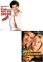 Joe Versus the Volcano / The Man with One Red Shoe (2 pack)