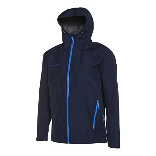 Mammut Juho Veste Homme, Marine, FR (Taille Fabricant : XL)