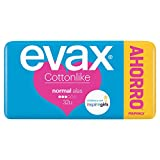 Evax Cottonlike Normal Compresas Con Alas 32u