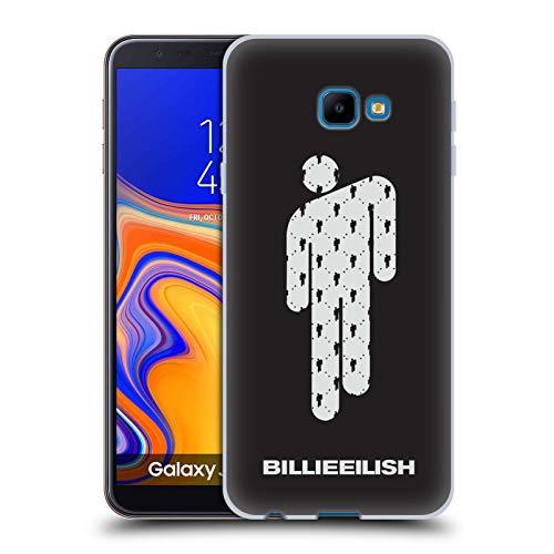 Head Hülle Designs Offizielle Billie Eilish Blohsh Schluessel Kunst Soft Gel Huelle kompatibel mit Samsung Galaxy J4 Core
