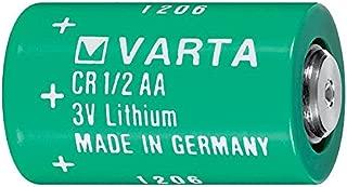 Varta CR1/2AA 3 Volt Lithium 1/2 AA Battery