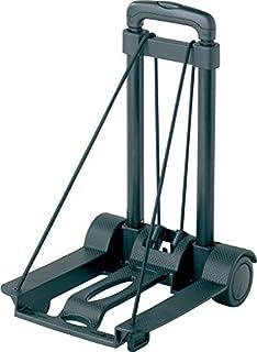 Go-Travel Trolley Luggage Cart, Black, 932