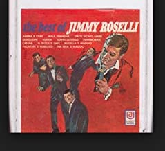 The Best of Jimmy Roselli Signed LP