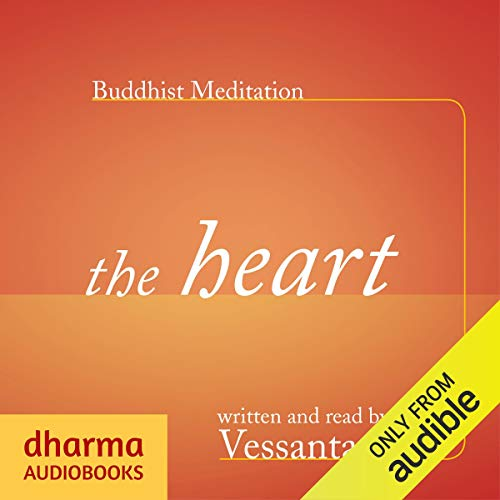 Buddhist Meditation: The Heart cover art