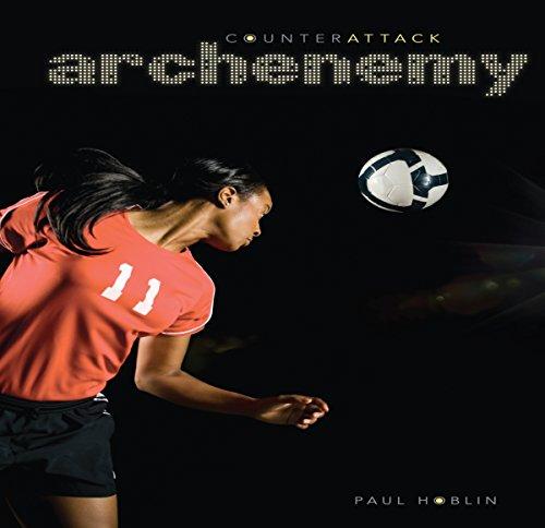 Archenemy copertina