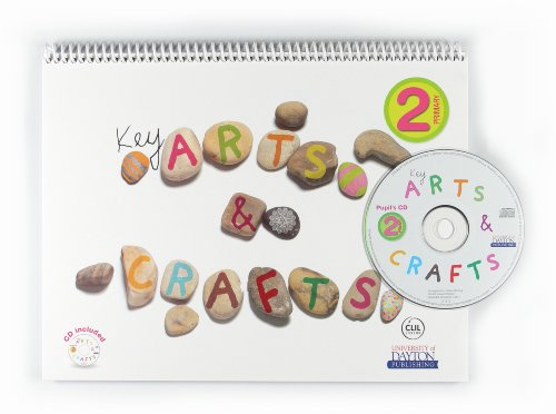 Arts and Crafts. 2 Primary. Key - 9788467547696