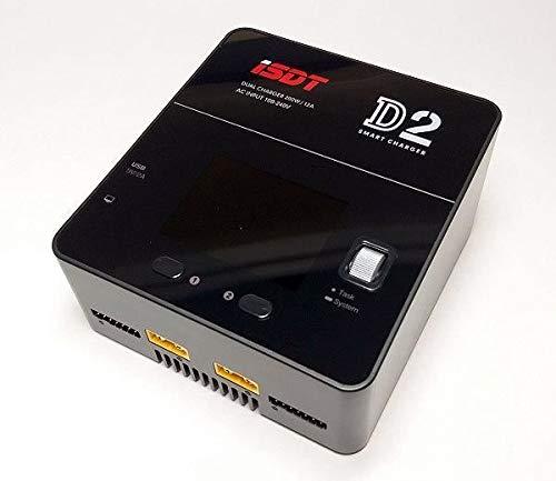 ISDT D2 20A 200W AC Dual Battery Balance Lipo Charger / Discharger (EU) BC642
