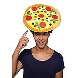YT Electric Erwachsene Italienische Pizza Hut Mütze Kopfbedeckung Zubehör Fasching Karneval...
