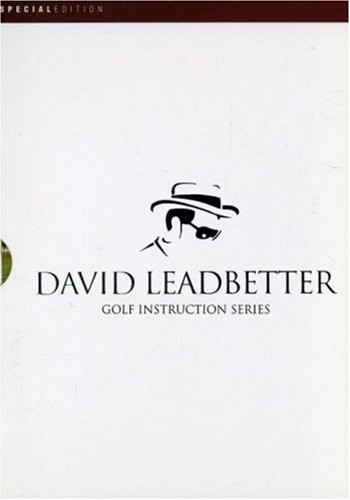 David Leadbetter Golf Instruction - 3 DVD SET
