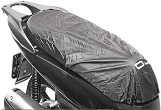 COPRISELLA 91432 TAGLIA L AIR GRIP LAMPA COMPATIBILE CON PIAGGIO FLY 150 SCOOTER MOTO COPERTURA SELLA NERO ANTISCIVOLO