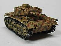 GP-1831 Pz.KpfwⅢ5Cm L60 German 1/144 Painted finished goods