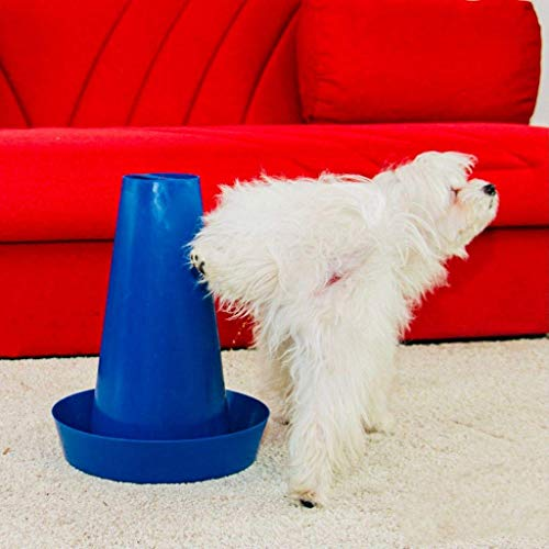 PIPPI Hundeklo Hundetoilette Welpentoilette Trainingsunterlage, Indoor Hundetöpfchen, Hunde Training Rasenmatte für Kleine Hunde Grosse Hunde ältere