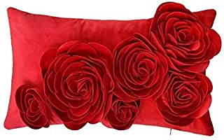 Best small red decorative pillows Reviews