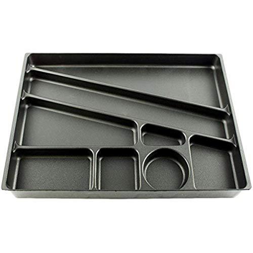 Durable 1712004058 Schubladeneinsatz (Idealbox Pen Tray Blauer Engel) 1 Stück anthrazit