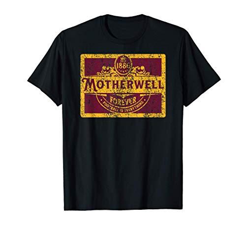 Football Is Everything - Motherwell Heritage Era T-Shirt