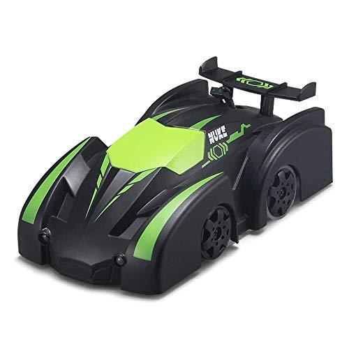 ADLIN Al aire libre Juguetes educativos, control remoto de pared de escalada de coches de juguete - Modo Dual 360 ° de rotación Stunt Car Racing recargable vehículo regalo for los niños, jugue