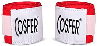 Cosfer Csf-Eb Boks Bandajı Kırımızı