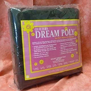 Quilters Dream POLY BLACK Select MidLoft (122