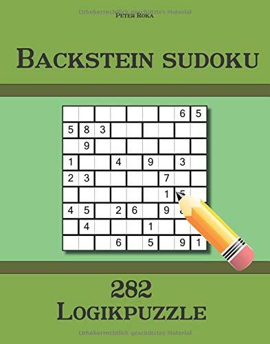 Backstein Sudoku: 282 Logikpuzzle