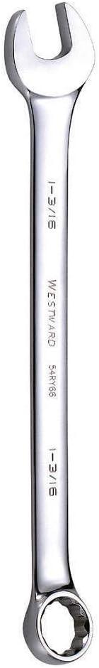 Memphis Mall 54RY66 Combo Wrench Steel Superior deg. 15 SAE
