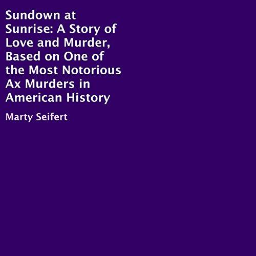 Sundown at Sunrise audiobook cover art