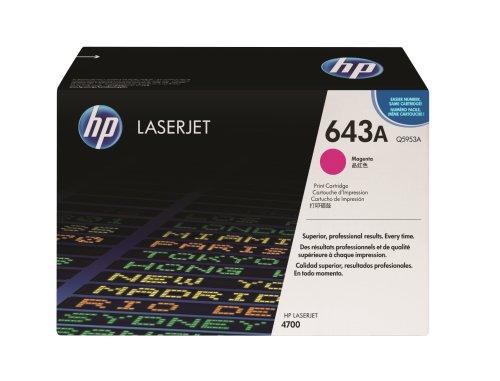 Original HP Q5953A Toner Magenta für HP Color LaserJet 4700