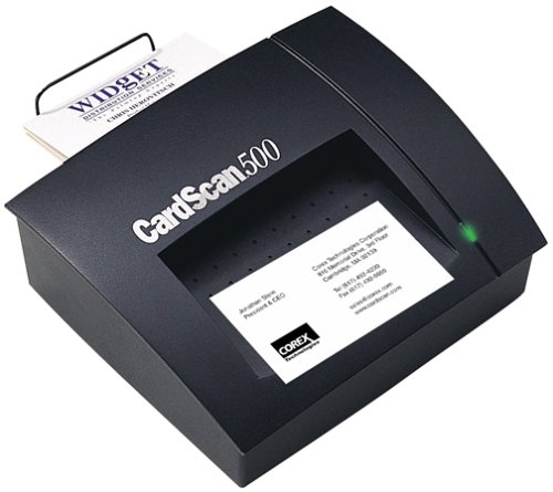 Find Discount Corex CardScan Executive with Version 5.0 Software