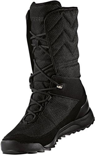 adidas Damen Terrex Choleah High Cp Hallenschuhe, Schwarz/Weiß 8Negbas Negbas Blatiz, 41.5 EU