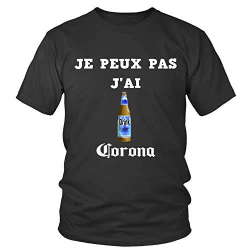 T-Shirt Suite Au Confinement Du Córonavirus-Humour Drle Summer Fashion Shirt Girl Trendy Shirt Shirt Funny Hot Fashionable Sellers Trend Customize T-Shirt