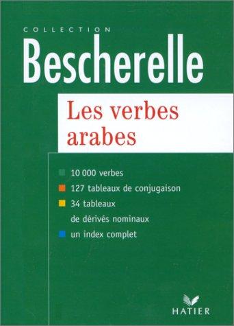 Les verbes arabes (Bescherelle Langues)