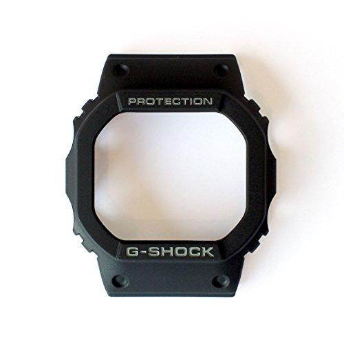 純正 ベゼル 交換用 G-SHOCK Gショック DW-5600E カシオ CASIO 黒 ブラック 74236776 部品 純正パーツ