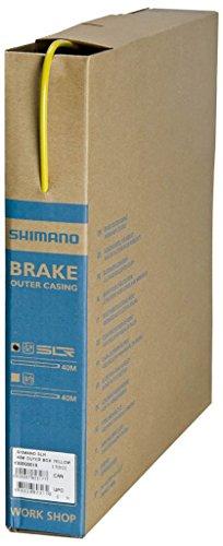 Fuori Copre SLR Giallo Shimano 40 Scatola Mtr 40 Metri di Y-80900018