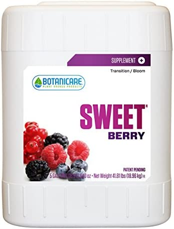 Botanicare SWEET BERRY Mineral Supplement, 1-Quart