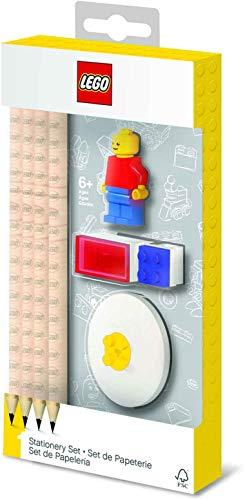 LEGO–Set figura–8pcs papelería, lg52053, multicolor , color/modelo surtido