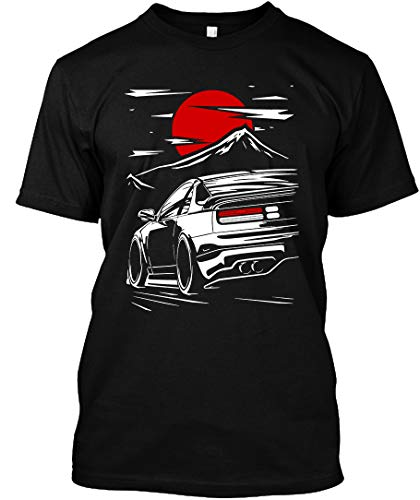 Nissan 300zx z32 Fairlady T- Shirt Black