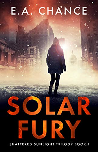 Solar Fury by E.A. Chance ebook deal