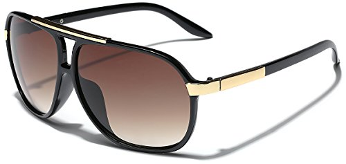Classic 80s Fashion Aviator Sunglasses Retro Vintage Men#039s Women#039s Glasses