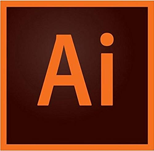 Adobe Illustrator | Vector graphic design software | 12-month Subscription with auto-renewal, PC/Mac