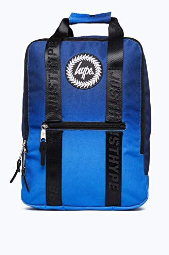 HYPE - Fade Box Bag, Mochilas Unisex adulto, Multicolor (Navy), 30x41x15 cm (W x H L)