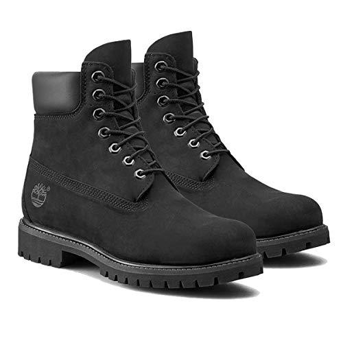 [ティンバーランド] 6INCH PREMIUM WATERPROOF BOOTS ブーツ 6インチ プレミアム ウォータープルーフ 防水 ブラック 10073 US10-28.0
