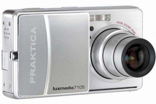 Praktica Luxmedia 7105 Giclée 7 Megapixel Kamera