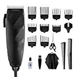 Best Hair Clipper - Hair Clippers SUPRENT Corded Hair Clippers for Men Review